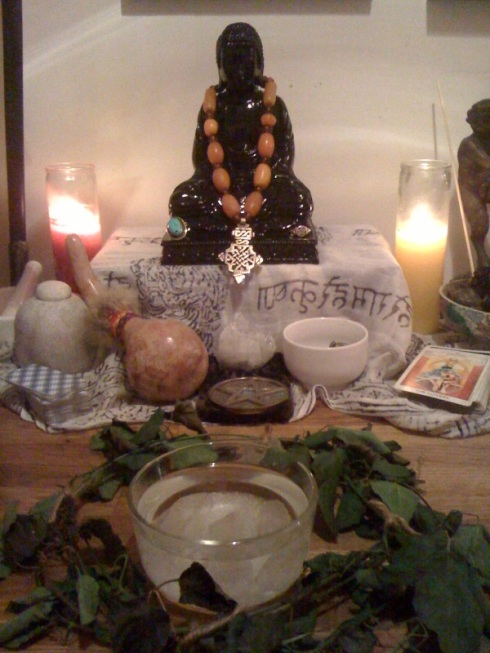 Journey Altar